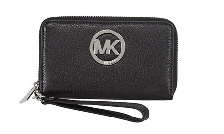 Michael Kors Fulton Leather Multifunction Phone Case e5a86872-a522-11e6-8892-002590604002
