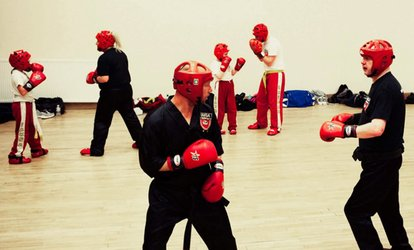 image for Ten Beginner Kickboxing Classes at Edinburgh Assassins Kickboxing EAK