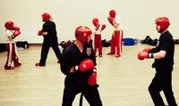 Ten Beginner Kickboxing Classes at Edinburgh Assassins Kickboxing EAK