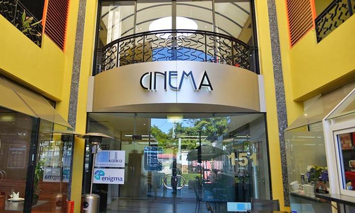 Blue Room Cinebar Discount