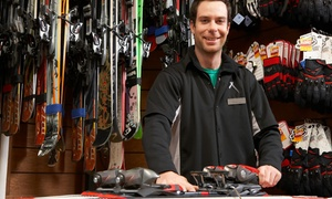 Zakład Ślusarski: Serwis narciarski lub snowboardowy: podstawowy (od 49,99 zł) lub pełny (od 89,99 zł) w Zakładzie Ślusarskim (do -59%)