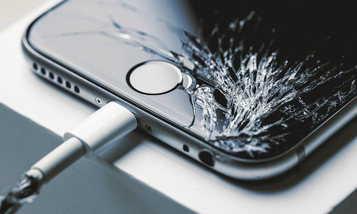 iPhone or iPad Glass Repair at Airtech Communications (Up to 69% Off). 11 Options Available.