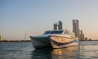 Corniche Evening Cruise for One Child or Up to Ten Adults with Jalboot Sightseeing Cruises (Up to 55% Off)