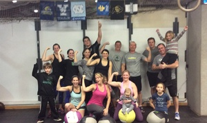 grind: Four Weeks of Unlimited Strength and Conditioning Classes from Grind - strength & conditioning (65% Off)