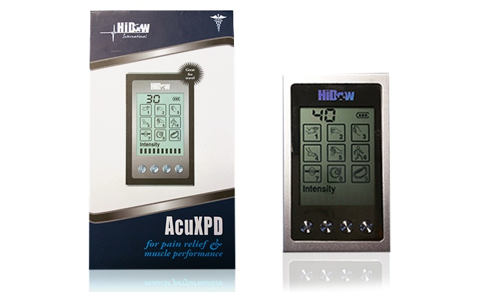 Mobile Trader - Elgin Mall Kiosk F8: $120 for HiDow AcuXP-D Micro Physical-Therapy Massager with In-Store Pickup at Mobile Trader ($449 Value)