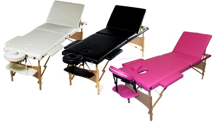 Serenity Beauty Folding Massage Bed With Free Delivery