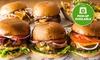 Burger and Regular Fries