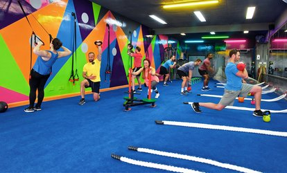 image for One or Two Personal and Group Training Sessions at MYPT Studio, Croydon (Up to 84% Off)