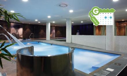 Asturias: estancia para 2 con desayuno, late check out, circuito termal y opción a cena en Langre Hotel & Spa 4*