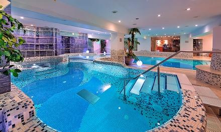 Trentino 4*: camera con colazione/mezza pensione e piscina per 2 a 59€euro