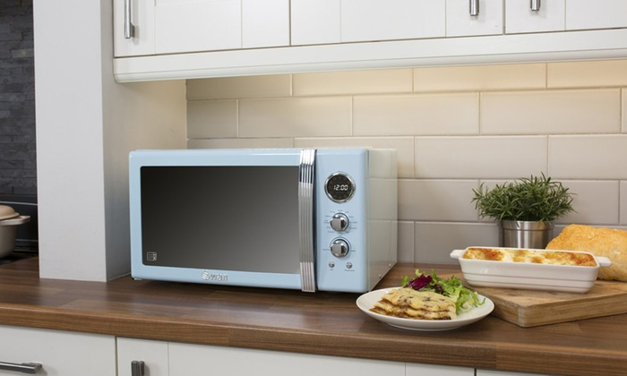digital microwave with grill