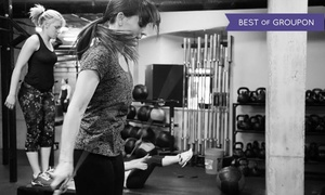 CrossFit NYC: CrossFit Fundamentals Course with Optional Month of Unlimited Classes at CrossFit NYC (Up to 58% Off)