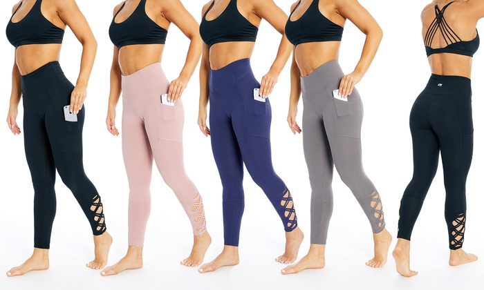 8fafcba5a208 Women's Marika Tummy Control Leggings. Plus Sizes Available. | Groupon