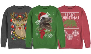 Women's Christmas Creature Ugly Sweaters