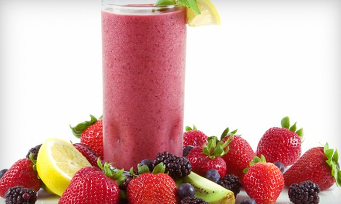Vitality Bowls - Dougherty: $12 for $24 Worth of Açaí Bowls, Smoothies, and Paninis at Vitality Bowls in Pleasanton