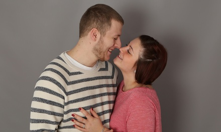 Valentine's Day Photoshoot for Couple or Family at Andreas Photography