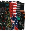 Men's Casual Patterned Socks (12-Pack)