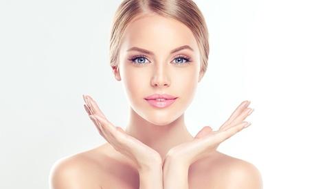 Higiene facial con microdermoabrasión y alta frecuencia en Clínica Goya 38 (hasta 64% de descuento)