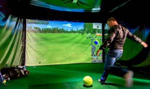 Walshy's Sports Pad: One- or Two-Hour Multi Sports Simulator Hire for Up to Six People at Walshy's Sports Pad (50% Off)