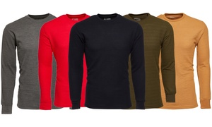 Men's Waffle-Knit Thermal Shirt (2-Pack) at Men's Waffle-Knit Thermal Shirt (2-Pack), plus 6.0% Cash Back from Ebates.