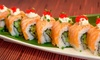 Up to 41% Off at Zento Sushi Restaurant and Sake Bar