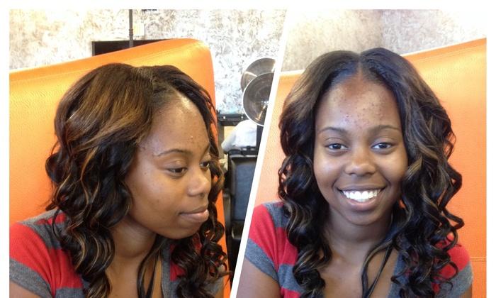 The Art Of Beauty Salon.. - Southeast Arlington: $30 for $55 Groupon — Art of Beauty