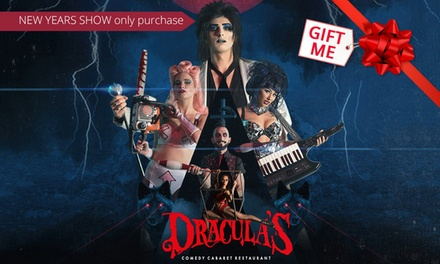 Dracula's gold coast coupon