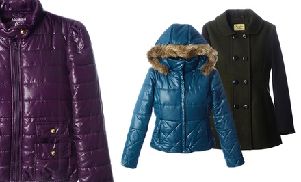 Maralyn and Me Women's Coats. Multiple Styles Available from $32.99–$48.99. Free Returns.
