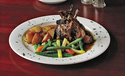 Italian Cuisine for Dinner or Lunch at Ciao Ristorante (Half Off)
