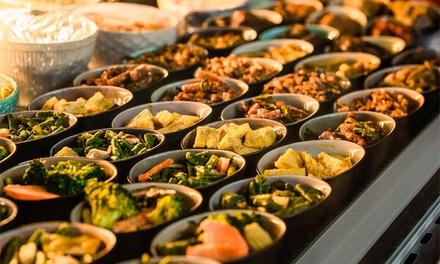 Hartje Zoetermeer: Indonesische rijsttafel bij TotZo! Eten en drinken vanaf 2 personen