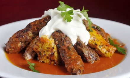 Turkish Meal and a Drink for Two at Alaturka (Up to 46% Off)