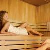 Sauna- und Salzhöhle-Besuch