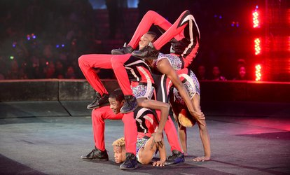 image for UniverSoul <strong>Circus</strong> 25th Anniversary Tour (June 21–July 10)