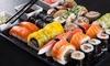 Sushi: zestawy od 12 do 100 szt.