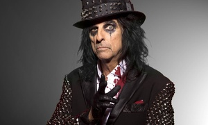 """Alice's Nightmare"" - A full stage production tribute to Alice Cooper's Welcome To My Nightmare: VIP Tickets for Two to Alice's Nightmare: A Tribute to Alice Cooper's ""Welcome to My Nightmare"" on October 29 at 8 p.m."