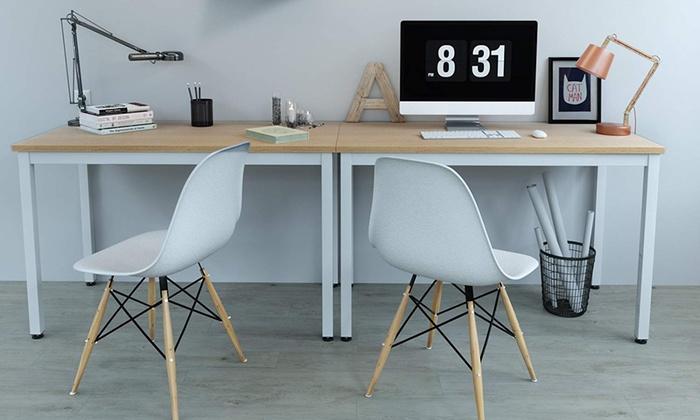 Bureaux tables de travail groupon