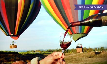 Hot Air Balloon Rides Temecula Groupon