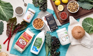 Thrive Market: $39 for a Thrive Market Membership Plus a $10 Credit to Thrive Market ($69.95 Value)