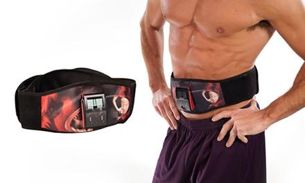 Cinturón electroestimulador AB slimming