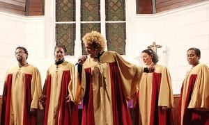 Association gospel river: 1 place pour le concert So Gospel à 18 € dans une église parisienne