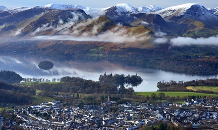 Lake District: 1 to 3 Nights for Two with Breakfast and Option for £10 Dinner Credit at The Cross Key Inn