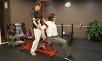 【最大95%OFF】筋肉を燃やしてダイエットをサポート。美しいボディラインへ≪加圧レッスン75分+入会金 / 1回分 or 2回分 or...