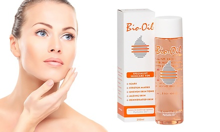 One, Two or Three 200ml Bottles of Bio Oil