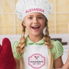 Up to 70% Off Kids' Personalized Chef Hats and Aprons
