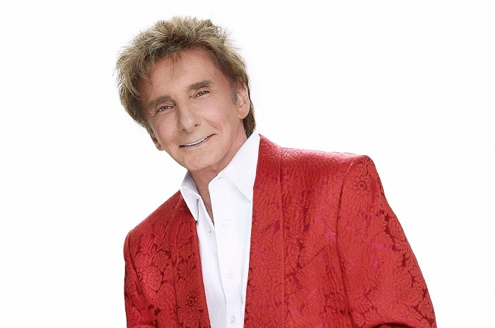 Barry Manilow Christmas Concert - A Very Barry Christmas | Groupon