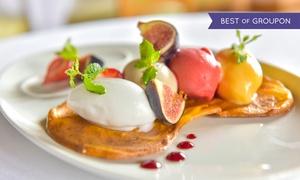 """Château de Chailly - Restaurant L'Armançon: Dîner Gastronomique en Quatre Services """"Menu de Château"""" pour 2 à 59 € au Château de Chailly - Restaurant L'Armançon"""