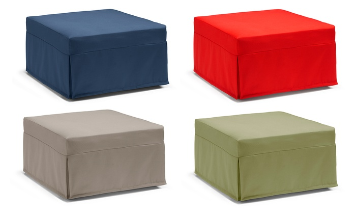 Pouf Trasformabile In Letto.Pouf Letto Made In Italy Groupon