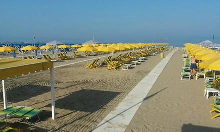 Ingresso in spiaggia, Viareggio a 9,90€euro