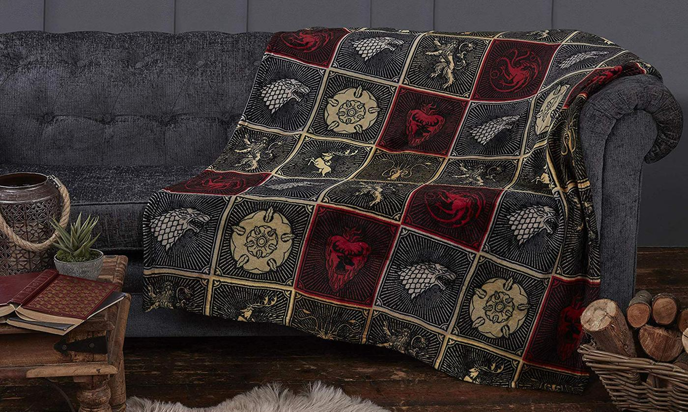 Game of Thrones Themed Blanket (£13.39)