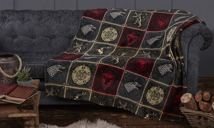 Game of Thrones Themed Blanket